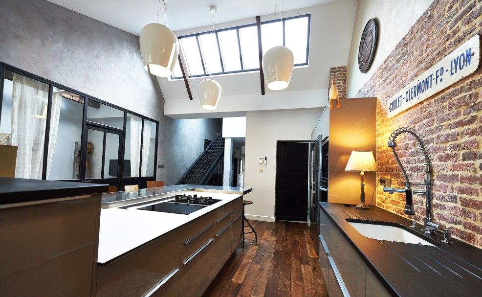 Cuisine \'Atelier / Loft\' – COLLECTION CUISINE